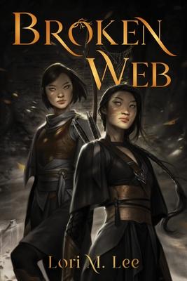 Broken Web (Shamanborn Series #2) Cover Image