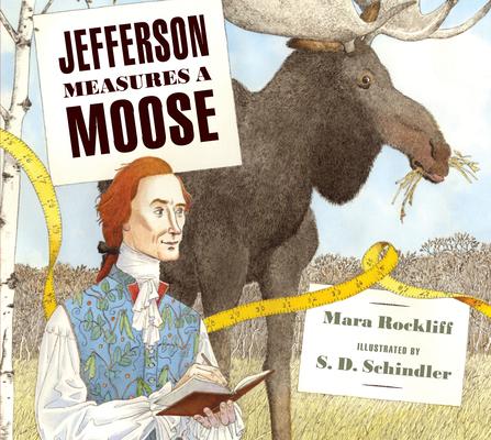 Jefferson Measures a Moose Cover Image