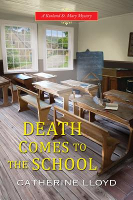 Death Comes to the School (A Kurland St. Mary Mystery #5) Cover Image