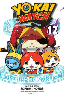 YO-KAI WATCH, Vol. 12 Cover Image
