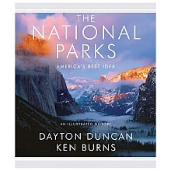 The National Parks Cover