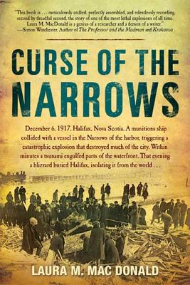 Curse of the Narrows Cover