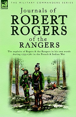 Journals of Robert Rogers of the Rangers Cover Image