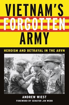 Vietnam's Forgotten Army Cover