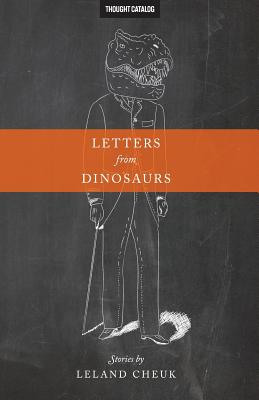 Letters from Dinosaurs Cover Image