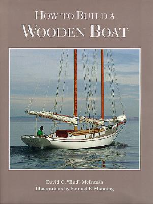 How to Build a Wooden Boat Cover Image