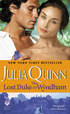 The Lost Duke of Wyndham Cover