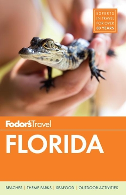 Fodor's Florida (Full-Color Travel Guide #33) Cover Image