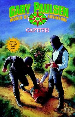 Captive! (World of Adventure #8) Cover Image