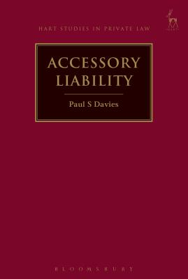 Accessory Liability (Hart Studies in Private Law #13) Cover Image