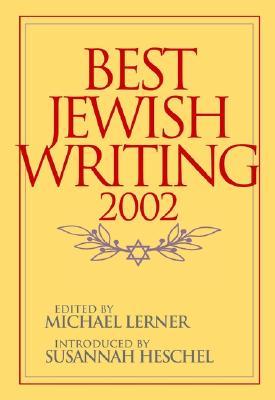 Best Jewish Writing 2002 Cover Image