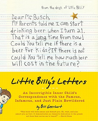 Little Billy's Letters Cover