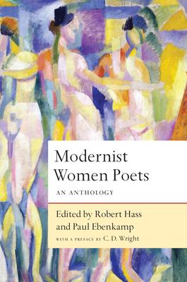 Cover for Modernist Women Poets