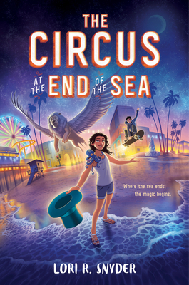 The Circus at the End of the Sea Cover Image