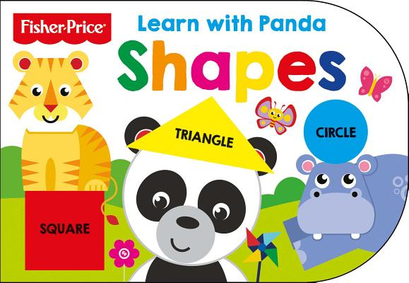Cover for Fisher-Price Learn with Panda Shapes