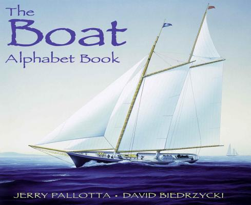 The Boat Alphabet Book Cover Image