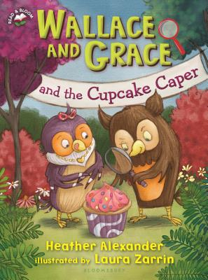 Wallace and Grace and the Cupcake Caper Cover Image