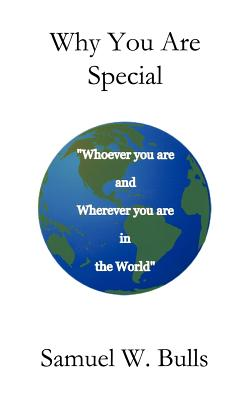 Why You Are Special Cover Image
