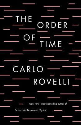The Order of Time Cover Image