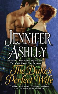 The Duke's Perfect Wife (Mackenzies Series #4) Cover Image