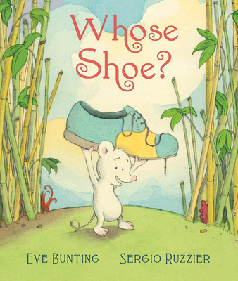 Whose Shoe? Cover Image