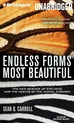 Endless Forms Most Beautiful Cover