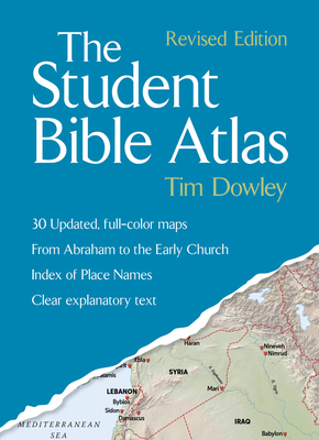 Student Bible Atlas, the PB (Revised) Cover Image