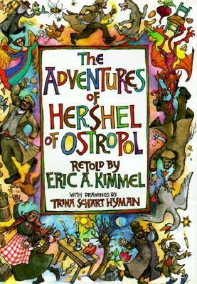 Adventures of Hershel of Ostropol Cover Image