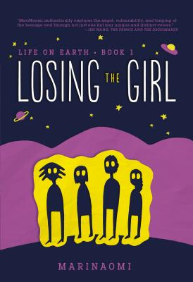Losing the Girl: Book 1 (Life on Earth #1) Cover Image