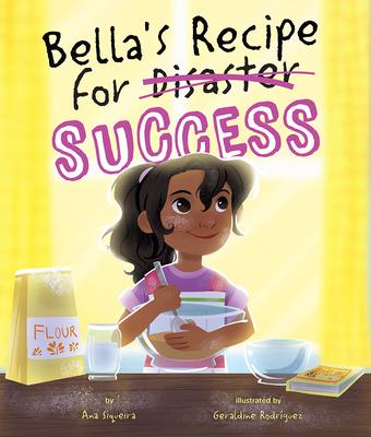 Cover for Bella's Recipe for Success
