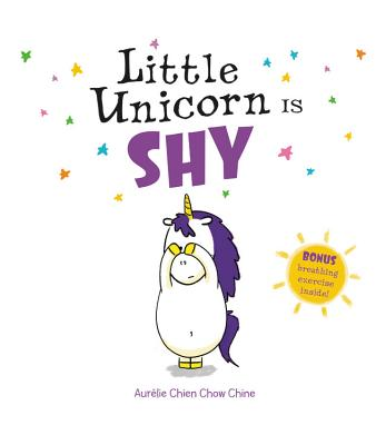 Little Unicorn Is Shy Cover Image