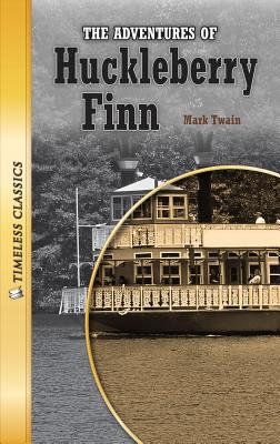 The Adventures of Huckleberry Finn [With Paperback Book] Cover Image