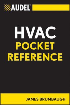 Audel HVAC Pocket Reference (Audel Technical Trades #38) Cover Image