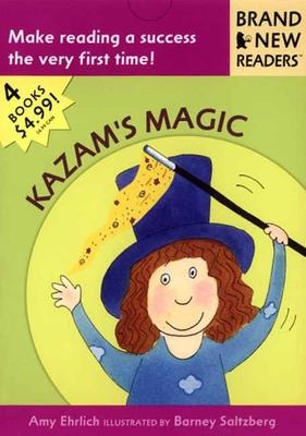 Kazam's Magic Cover Image