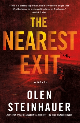 The Nearest Exit: A Novel (Milo Weaver #2) Cover Image