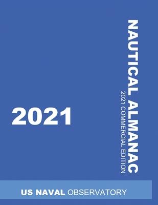 2021 Nautical Almanac Cover Image