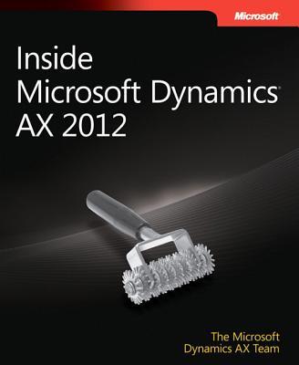 Inside Microsoft Dynamics Ax 2012 Cover Image
