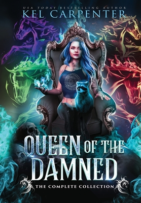 Queen of the Damned: The Complete Series Cover Image