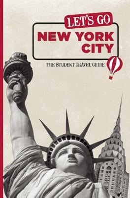 Let's Go New York City: The Student Travel Guide Cover Image