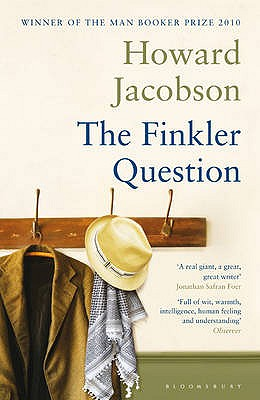 The Finkler Question Cover