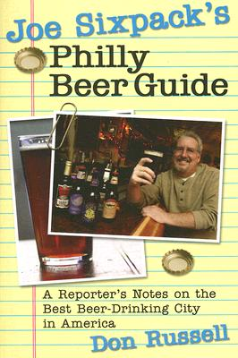 Joe Sixpack's Philly Beer Guide Cover