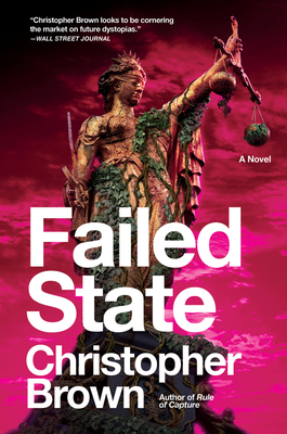 Failed State: A Novel (Dystopian Lawyer #2) Cover Image