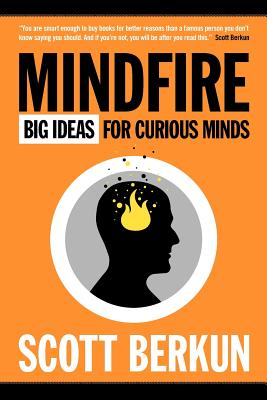 Mindfire: Big Ideas for Curious Minds Cover Image