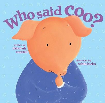 Cover Image for Who Said Coo?