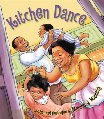 Cover for Kitchen Dance