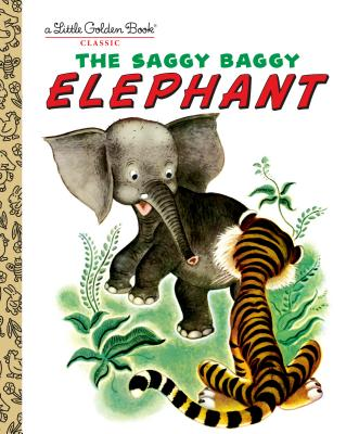The Saggy Baggy Elephant Cover