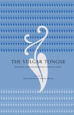 The Vulgar Tongue Cover