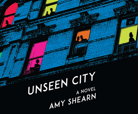 Unseen City Cover Image