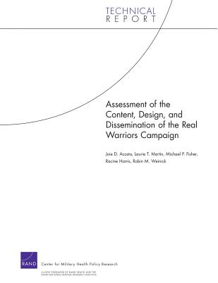 Assessment of the Content, Design, and Dissemination of the Real Warriors Campaign (Technical Report) Cover Image