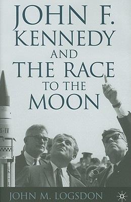 John F. Kennedy and the Race to the Moon Cover